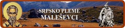 Srpsko pleme Maleševci
